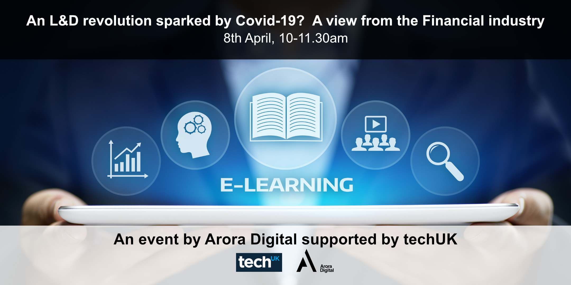 An L&D revolution sparked by Covid-19? A view from the Financial Industry