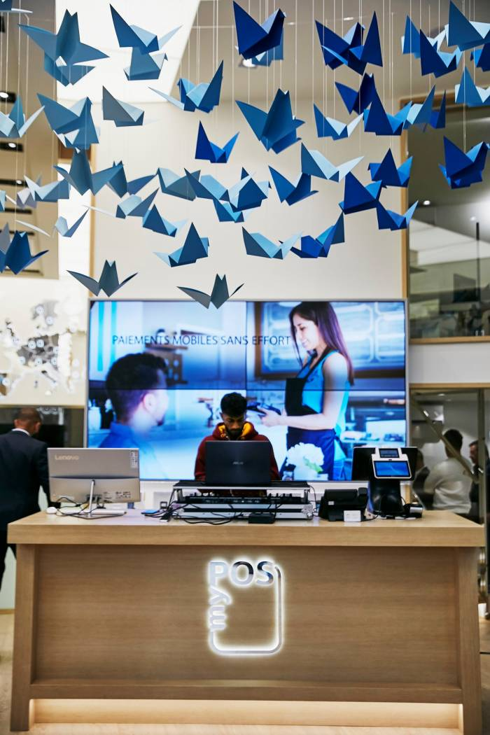 myPOS opens first flagship store in Paris