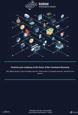 White Paper: Position your company at the heart of the Connected Economy