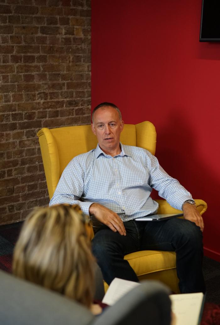 Short Take - Stuart Whitfield - CEO - Erlang Solutions