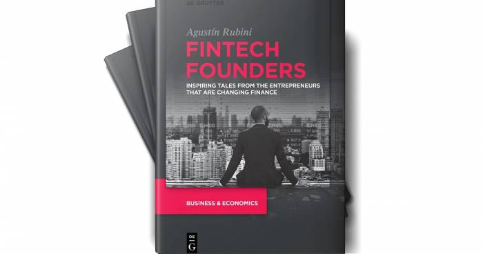 The myPOS story featured in Fintech Founders book