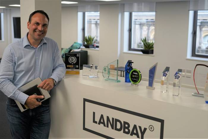 Landbay – building a data machine