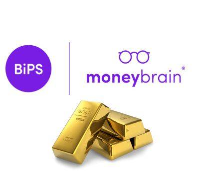 #BiPS backed by real gold anybody?