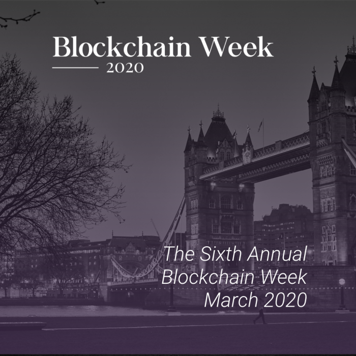 FinTech Alliance partners with London Blockchain Week