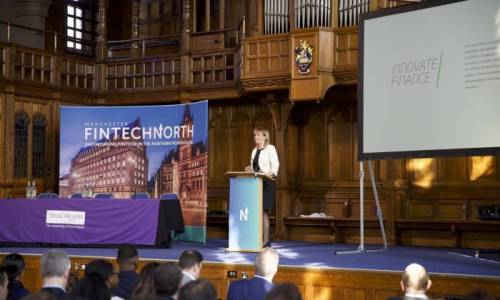 FinTech North calls on financial and tech communities to shape Manchester conference