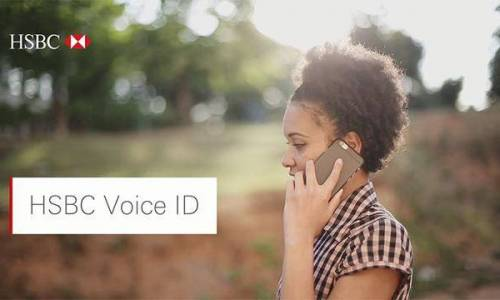 HSBC celebrates the security of Voice ID