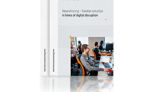 Nearshoring – flexible solution in times of digital disruption.