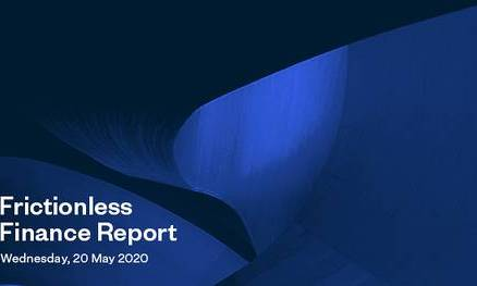 Frictionless Finance Report - Wednesday 20th May