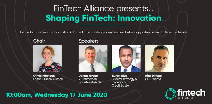 Shaping FinTech: Innovation webinar – what we learned