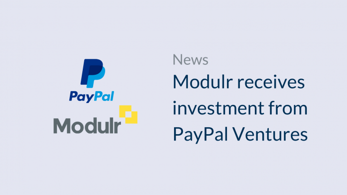 Modulr receives investment from PayPal Ventures