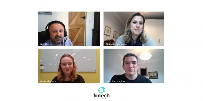 Watch on-demand FinTech Alliance: Shaping FinTech 2.0 | The rise of cashless payments