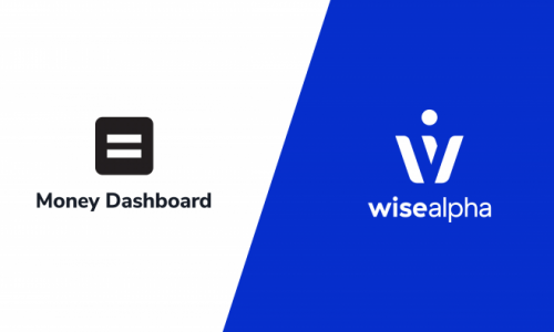 WiseAlpha and Money Dashboard - in partnership!