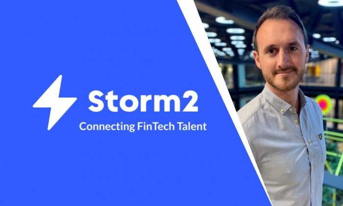 Storm2: finding unique talent for fast-growing FinTechs