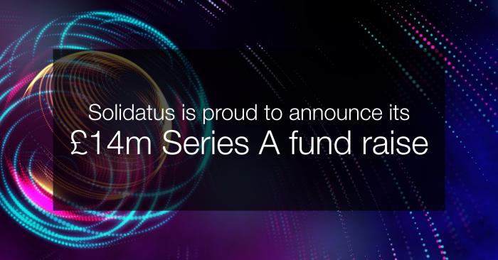 Next-generation data management platform Solidatus raises £14 million in Series A funding