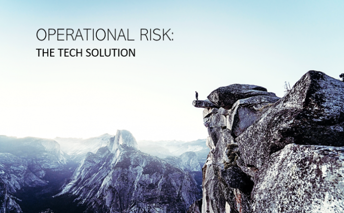 Operational Risk: The Tech Solution