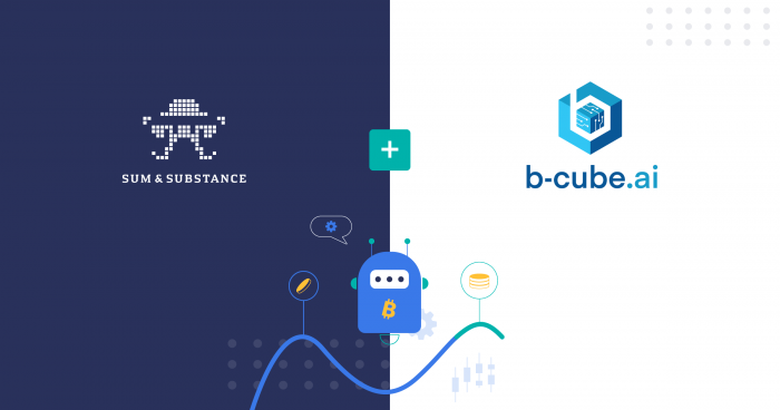 B-cube.ai Partners With Sumsub to Secure Investment Into Their $3,075 Million Trading Bots Marketplace