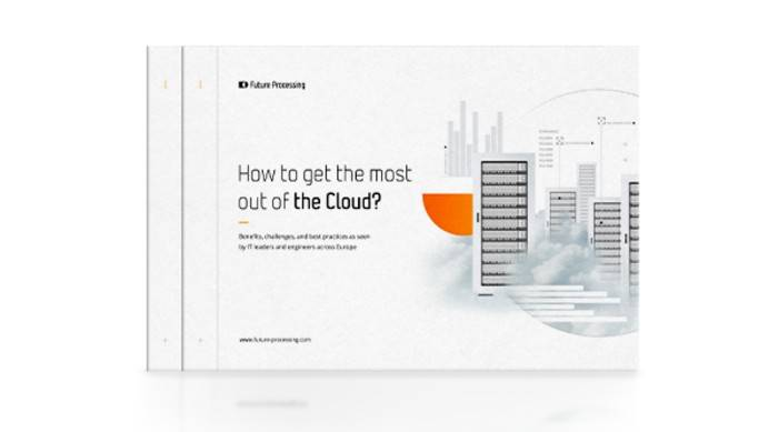 How do IT executives approach the Cloud?