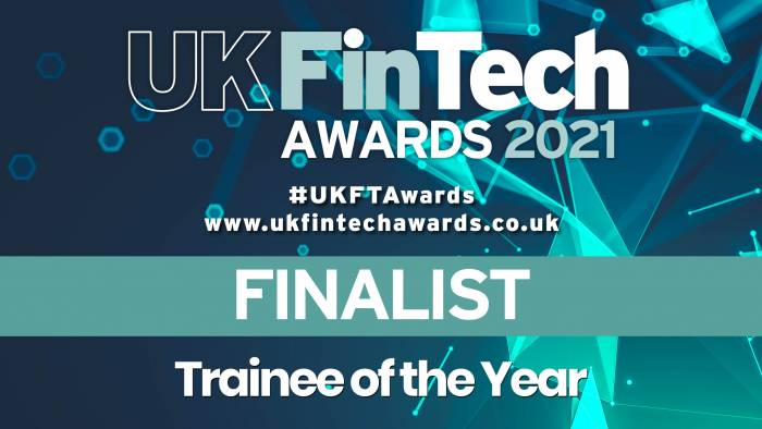 Card Industry Professionals Finalists at the UK FinTech Awards 2021