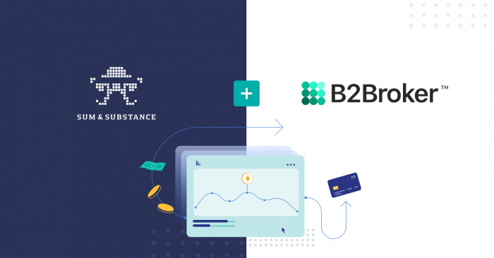 Major crypto solutions provider, B2Broker, chooses Sumsub to help 400+ businesses steer clear of regulatory fines