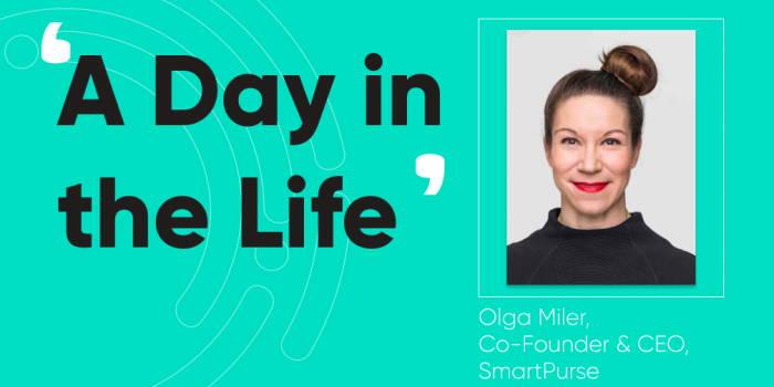 A day in the life: Olga Miler, SmartPurse