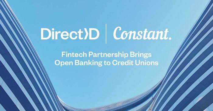 FinTech Partnership Brings Open Banking To Credit Unions