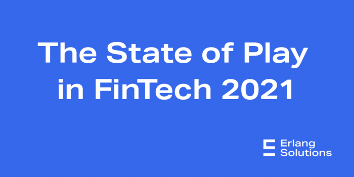 State of play in financial services