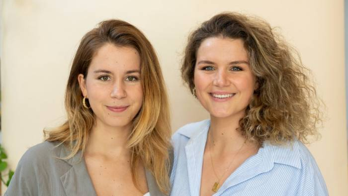 Meet the sisters who quit their jobs to build 'The Duolingo of finance'