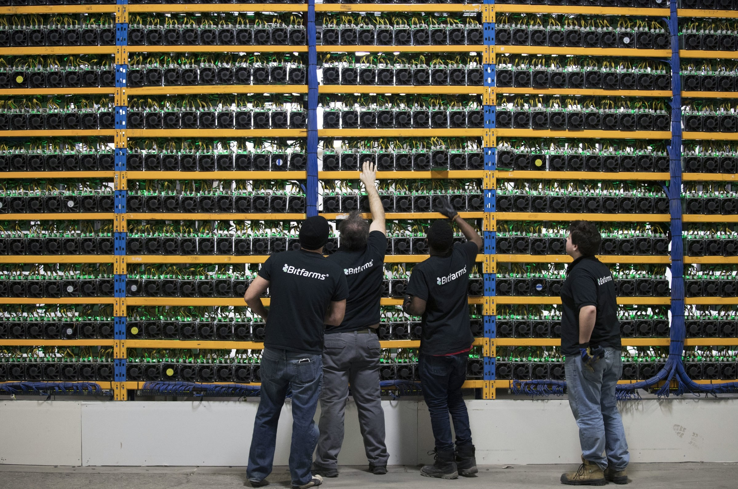 Bitcoin's Climate Impact Is Global. The Cures Are Local.
