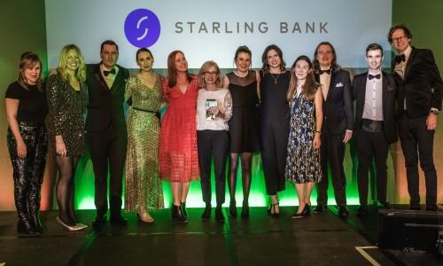 Monzo and Starling Bank win big at the British Bank Awards