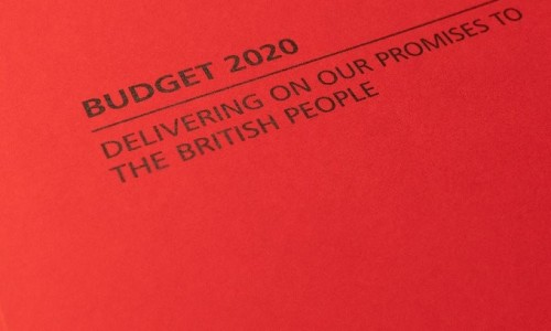 The chancellor delivered his first Budget against a challenging backdrop for the UK's economy and health system alike.