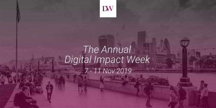 Digital Impact Week 2019 - London