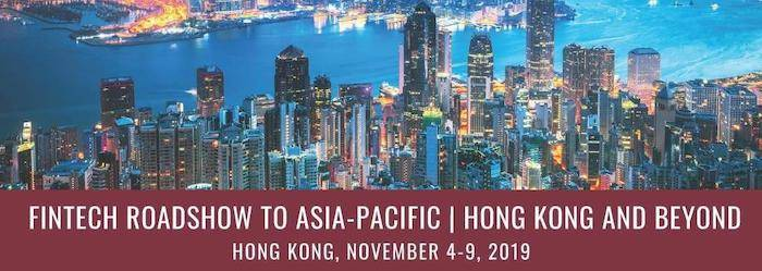 APAC FinTech Roadshow to Hong Kong