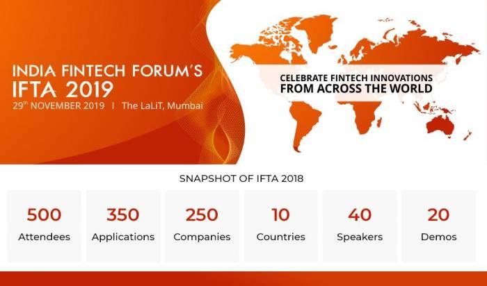 India FinTech Forum's IFTA 2019