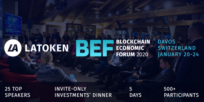 Blockchain Economic Forum 2020