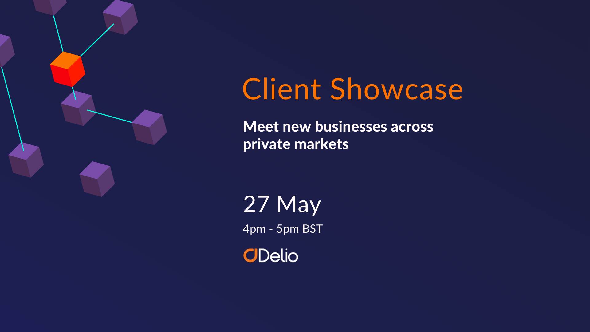 Client Showcase: Meet firms within private markets