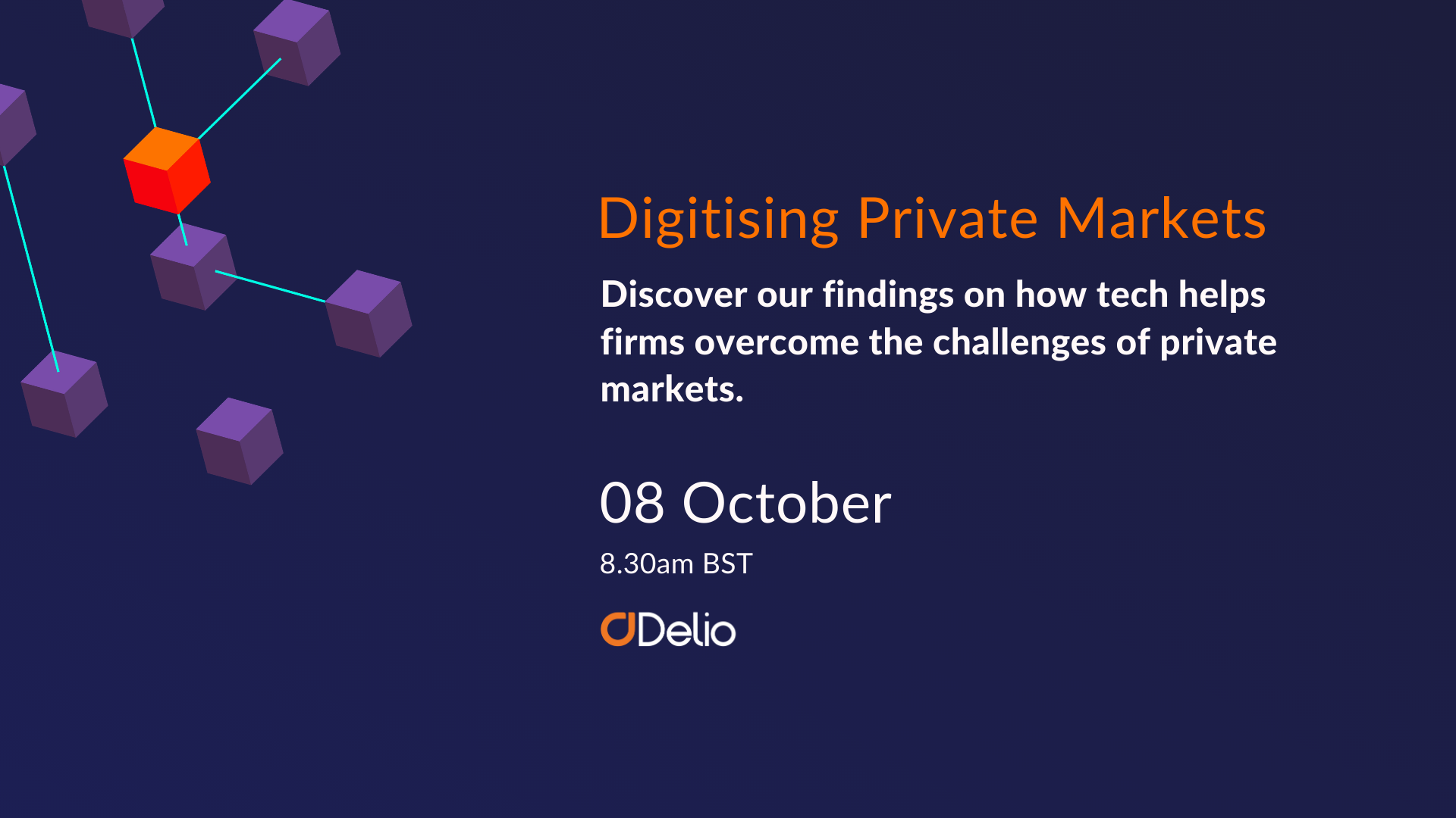 Delio Presents: Digitising Private Markets
