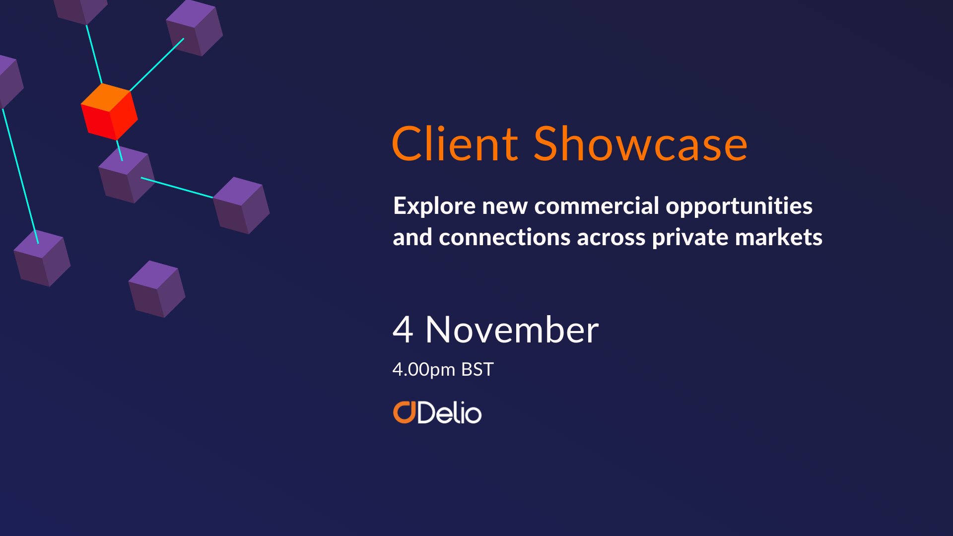 Delio Client Showcase: Introducing The Table Club, Ventura Capital, Front Foot Ventures and The Conduit