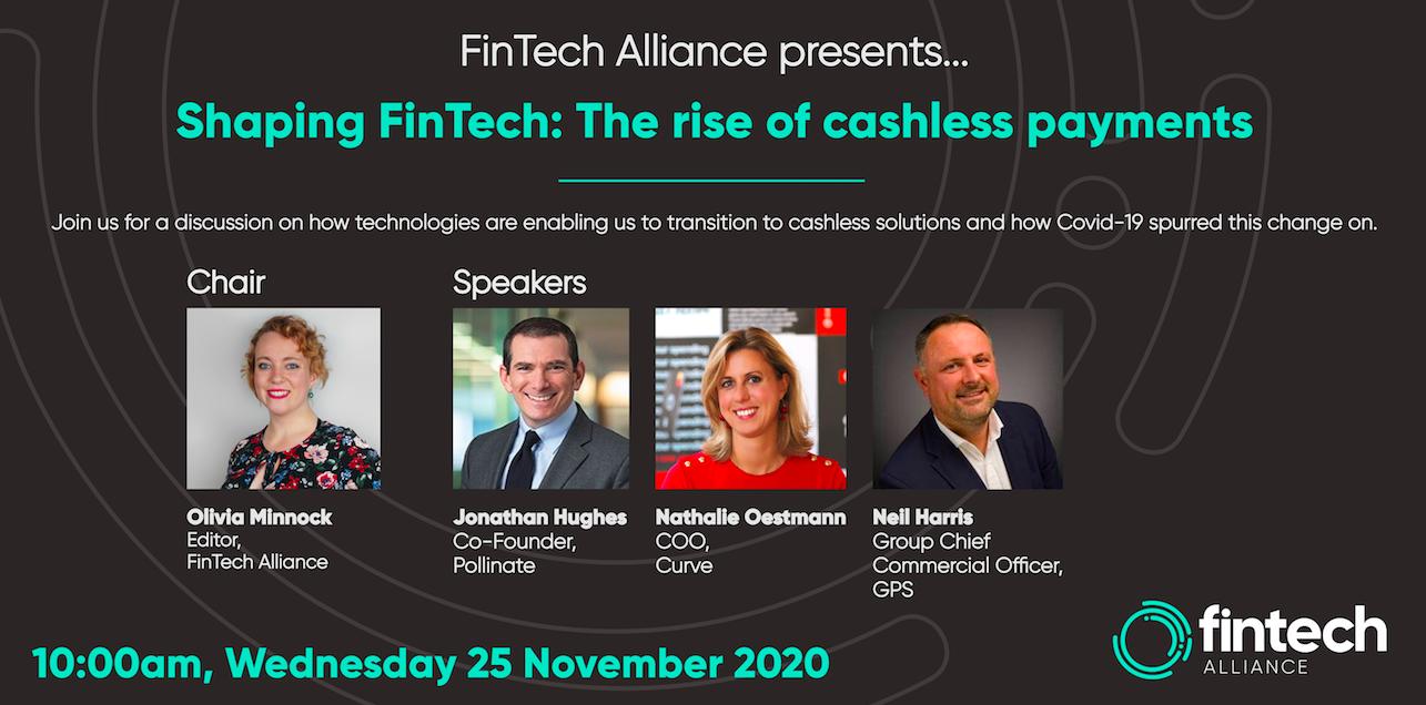 FinTech Alliance - Shaping FinTech: The rise of cashless payments
