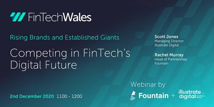 Rising Brands & Established Giants - Competing in FinTech's Digital Future