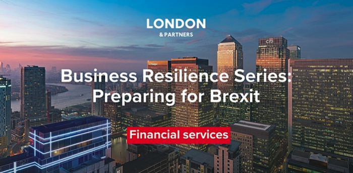 London & Partners Business Resilience Series – Financial Services