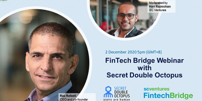 FinTech Bridge Webinar with Secret Double Octopus