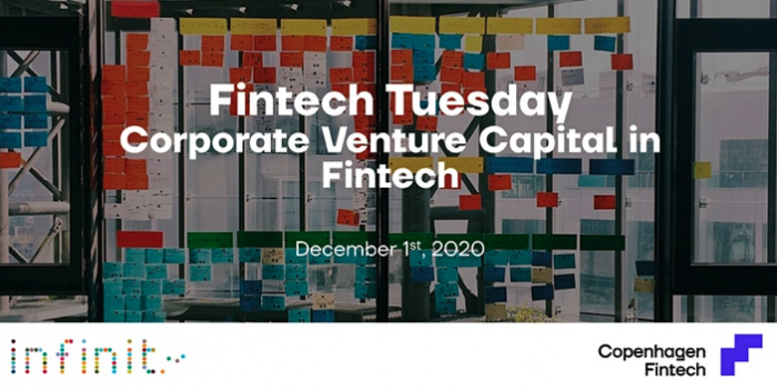 Fintech Tuesday - Corporate Venture Capital in Fintech