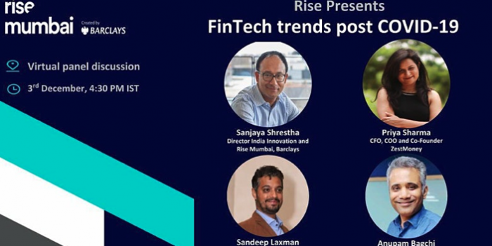 Rise Presents: FinTech trends post COVID-19