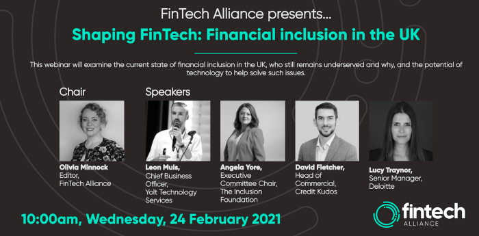 Shaping FinTech 2.0 | Financial inclusion in the UK