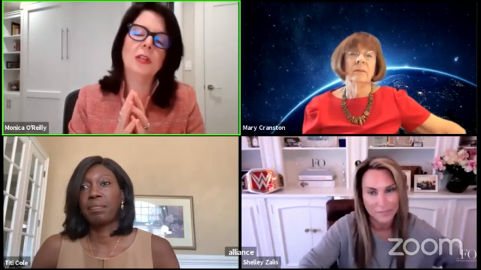 WATCH ON-DEMAND: The first, but not the last conversation with leading women in financial services