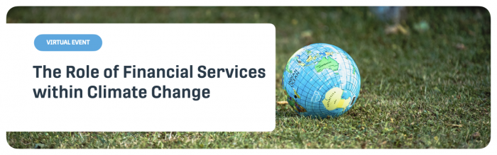 The role of Financial Services within Climate Change