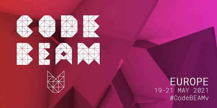 Code BEAM V Europe 2021