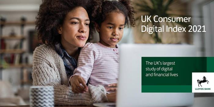 Lloyds Bank UK Consumer Digital Index 2021 Launch Event