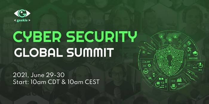 Cyber Security Global Summit 2021