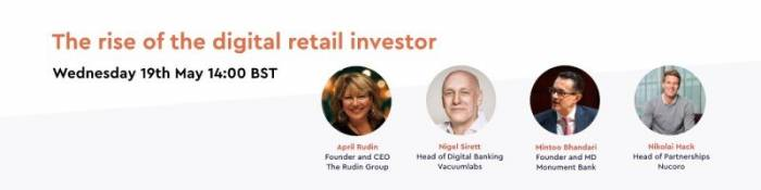 The rise of the digital retail investor